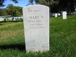 "Mary Frederica ""Mamie"" <I>Devereux</I> Crist"