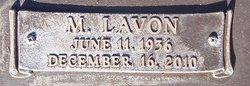 Merrit Lavon Pagett