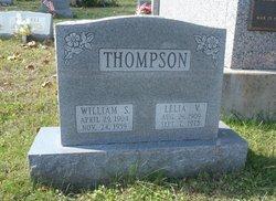 Leila Vennetta <I>Allison</I> Thompson