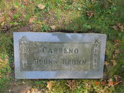 Carreno <I>Brunk</I> Brown