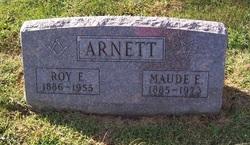 Maude Estella <I>Burrus</I> Arnett