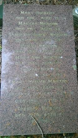 Frederick Stanley Martin