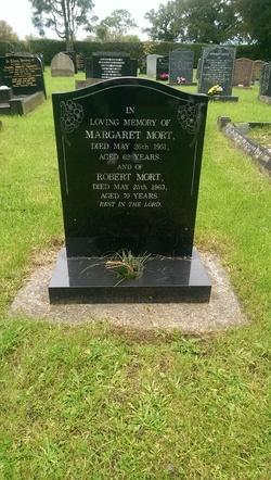 Margaret May Mort