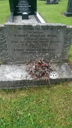 Robert Moreton Wood