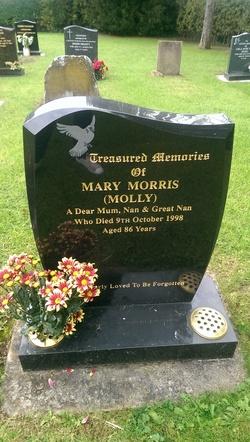"""Mary """"Molly"""" Morris"""