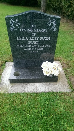 Leila Ruby Pugh