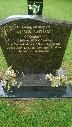 Alison Latham