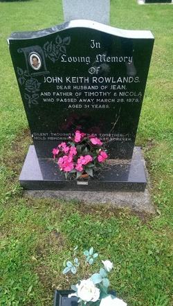 John Keith Rowlands