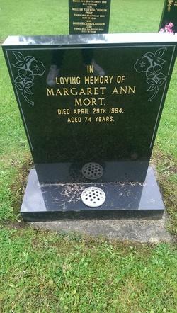 Margaret Ann Mort