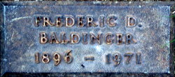 Frederick Dobler Baldinger