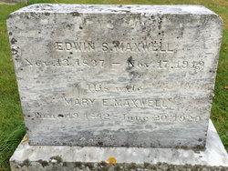 Edwin S Maxwell