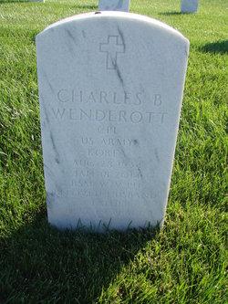 "Charles Bernard ""Charlie"" Wenderott"