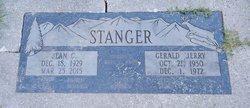"""Gerald Oscar """"Jerry"""" Stanger, Jr"""