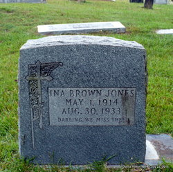 Ina Brown Jones