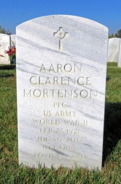 Aaron Clarence Mortenson