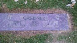Evelyn D. <I>Ugyon</I> Gardner