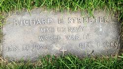 Richard Eugene Streeter