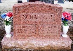 Lula Vertner <I>Reeves</I> Schaeffer