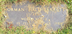Norman Hale Barrett