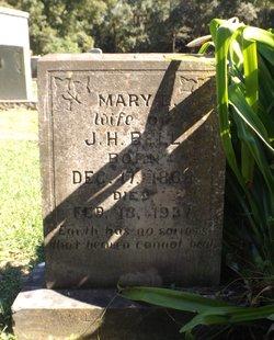 Mary Ella <I>Wallace</I> Bell