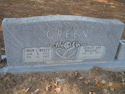 Shirley Ann <I>Williams</I> Green