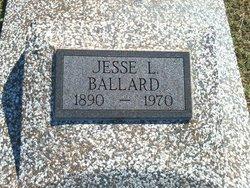 Jesse Lee Ballard