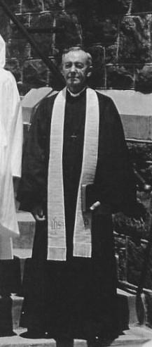 Rev Frederick Arnold Hightman