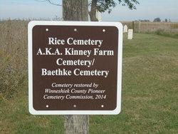Baethke Cemetery