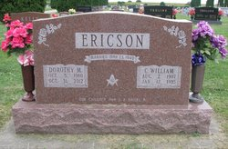 "Carl William ""Bill"" Ericson"