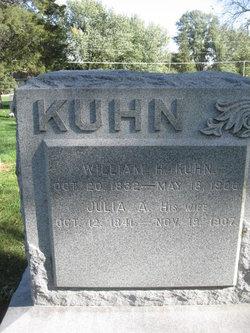 Julia A. <I>Garner</I> Kuhn