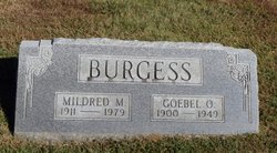 Mildred M. Burgess