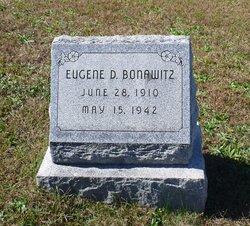 Eugene D Bonawitz
