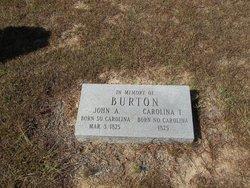 John Archibald Burton