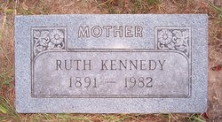 Ruth <I>Groves</I> Kennedy