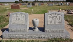 Johnnie B. <I>Leatherwood</I> Fisher