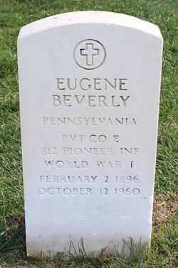 Eugene Beverly