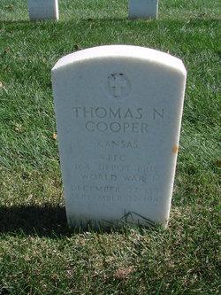 Thomas N Cooper