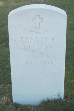 Ernest P Deleon
