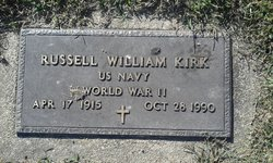 Russell William Kirk