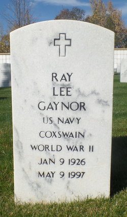 Ray Lee Gaynor