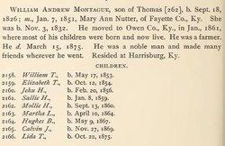 William Andrew Montague