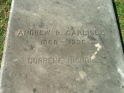 Andrew B Carlisle