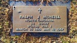 Ralph James McNeill