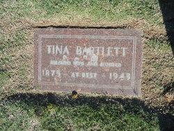 "Altina ""Tina"" <I>Kohler</I> Bartlett"