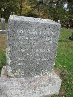 Mary J. <I>Dunham</I> Fisher