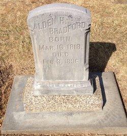 Alden H Bradford