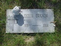 Cecilia <I>Duda</I> Cirignani