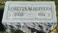 Loretta M. Heffern