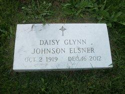 Daisy Glynn <I>Johnson</I> Elsner