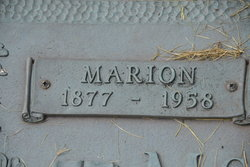 Squire Marion McMurray